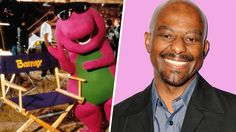 The guy who played 'Barney' has finally been revealed