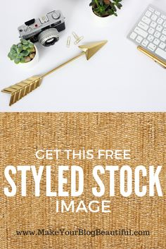 Get this styled stock photo for free (plus lots more) at www.MakeYourBlogBeautiful.com