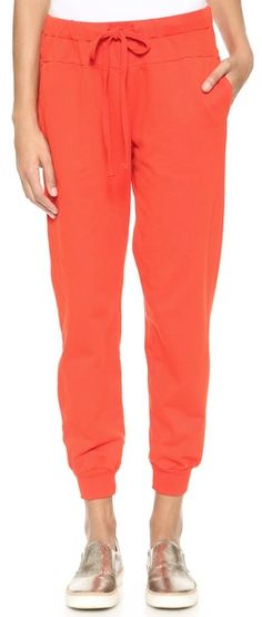 slouchy silhouette sweatpants  http://rstyle.me/n/nzzsnpdpe