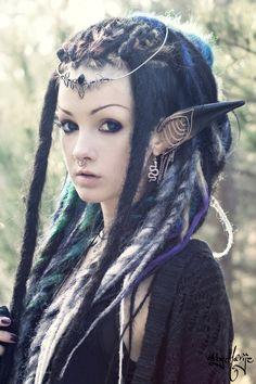 Elf. by Psychara