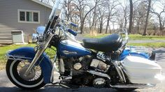 1963 Harley-Davidson FLH Duo-Glide King of the Highway Group | Lot ...
