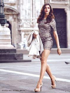 Deepika Padukone's Van Heusen Photoshoot : new-celebrity-pics.blogspot.in/search/label/Celebrities%20Photoshoots