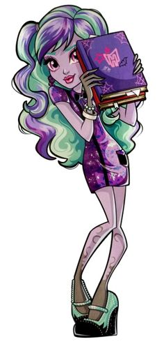 Twyla - Monster High Wiki