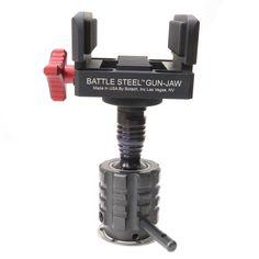 Battle Steel GUN-JAW Aluminum, FREE Shipping & NO Sales Tax