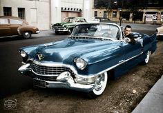 Cadillac Eldorado, 1955