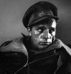 RICHARD BURTON, 1953 // photo by Bob Willoughby