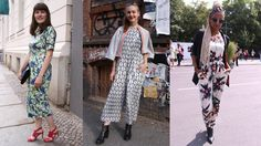 Berlin Fashion Week Street Style Was About Easy Shapes and Complex Patterns. A Germanic effortlessness pervaded the event.
