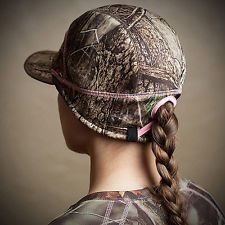 My new hunting hat...Huntworth aok tree camo with ponytail hole. Water repellant with honeycomb fleece lining...very warm!