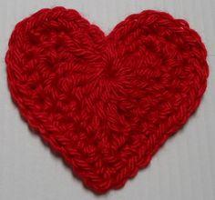 hier een duidelijke uitleg van een gehaakt hartje