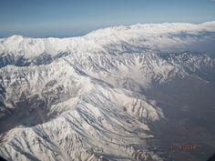 This is part 1 of beautiful pictures of Kashmir from Aero Plane.