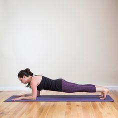 Dolphin Plank