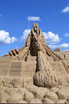 Mount Rushmore, Lion Sculpture, Statue, Mountains, Travel, Art, Art Background, Viajes, Kunst