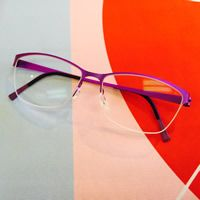 People will compliment your glasses and you won't even remember you are wearing them!  Lindberg Eyewear