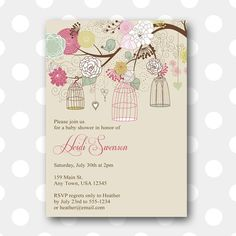 Printable+Baby+Shower+Invitation++Vintage+by+inglishdigidesign,+$10.00
