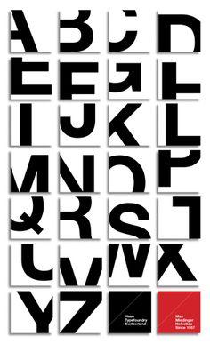 Helvetica Portraits — David Arias