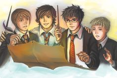 I don't really like Remus in this one but the rest are perfect