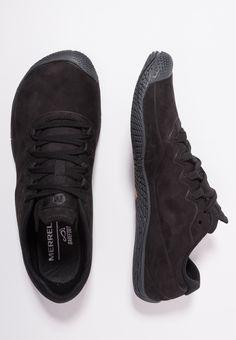 668091612896a Merrell VAPOR GLOVE LUNA - Chaussures de course neutres - black -  ZALANDO.CH Running