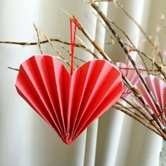 Make these cute patterned heart and decorate as ornaments, garlands or make cards!