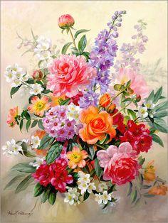 pansies watercolor print pansies watercolor and flowers. Black Bedroom Furniture Sets. Home Design Ideas