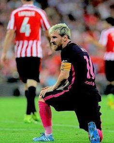 Messi acaba de completar su partido #350 en Liga. -314 goles -128 asistencias -8 títulos de liga