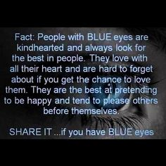 That's my baby!  Love you blue eyes!
