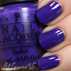 Follow for a follow?  OPI Do You Have This Color In Stock-Holm? from Fall 2014 Nordic via @AllLacqueredUp