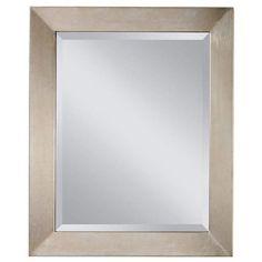 Amazon.com: Murray Feiss MR1115SL Galaxy Silver Leaf Mirror: Furniture & Decor 175
