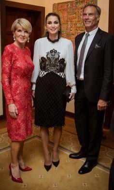 King Abdullah and Queen Rania of Jordan visit Australia: All the highlights