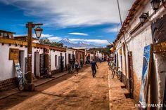Agência em San Pedro de Atacama