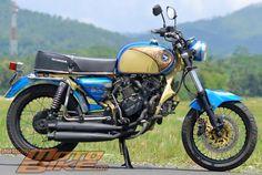 極端なエンジンの改造モータースポーツバイクオートバイホンダのオートバイの販売店