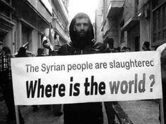 Stop arming & sending FOREIGN T E R O R R I S T S to Syria.