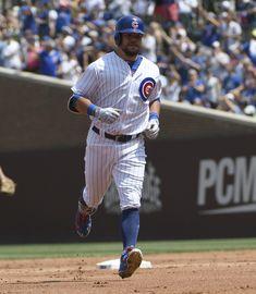 334265a43ee Kyle Schwarber Photos Photos - San Diego Padres vs. Chicago Cubs - Zimbio Kyle  Schwarber