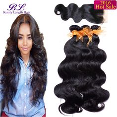 7A Peruvian Virgin Hair with Closure Body Wave Ms lula Hair with Closure and Bundles 3 Bundles 100 Human Hair Weave with Closure - http://jadeshair.com/7a-peruvian-virgin-hair-with-closure-body-wave-ms-lula-hair-with-closure-and-bundles-3-bundles-100-human-hair-weave-with-closure/ Hair Weft & Closure ( & Bang)