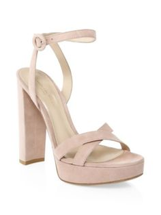 18c80c6566cf7 Gianvito Rossi - Platform Ankle-Strap Sandals Ankle Strap Sandals