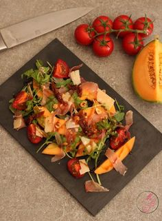 Cold Lunch Recipes, Cold Lunches, Healthy Salad Recipes, Vegetarian Recipes, Cooking Recipes, Healthy Food, Tapas Dishes, Buffet, Salty Foods