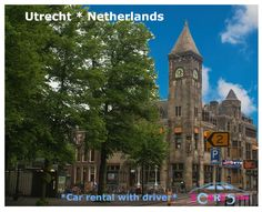 Rent a car with driver in Utrecht for your comfortable sightseeing tour or business trip. We provide wide range of vehicles with professional drivers at competitive prices. Book online. #carrentalUtrecht,#limoserviceUtrecht,#carhireUtrecht,#Utrechttravel,#rentcarwithdriverUtrecht,#airporttransfer