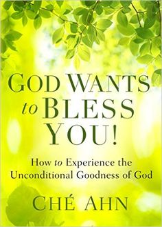 A Blessed Day: BOOK REVIEW- GOD WANTS TO BLESS YOU