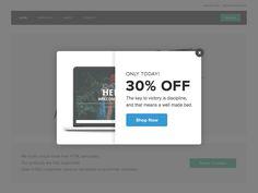 23 best email pop up images email newsletter design, email