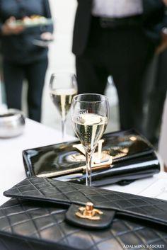 Party I Celebration I Champagne I Chanel I Louis Vuitton