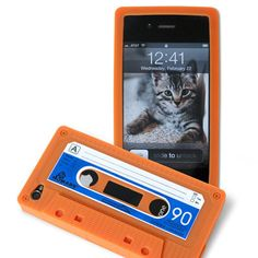 Four Corner Store : Your store for all things Toy Camera — Cassette Tape iPhone Case