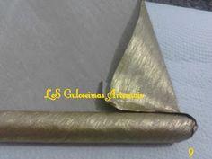 LeS Guloseimas Artesanais: Mãos a obra: Charuto de chocolate