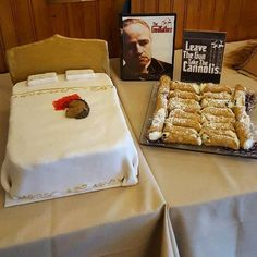 GodFather Themed Party Father Birthday, 70th Birthday Parties, 50th Birthday Party, Dog Birthday, Birthday Party Decorations, Italian Themed Parties, The Godfather, 1950s Fashion, Party Planning