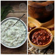 Sosy do potraw z grilla – Kardamonowy Tzatziki, Palak Paneer, Guacamole, Feta, Chili, Grilling, Bbq, Cooking, Ethnic Recipes