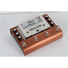 T-Rex Engineering Replicator Analog Tape Delay Guitar Effects Pedal Regular 888366010204