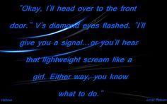 I'll give you a signal. Black Dagger Brotherhood Books, Diamond Eyes, Girls Be Like, I Movie, Fandoms, Neon Signs, Writing, Tv, Wallpaper