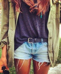 street wear. rock and indie outfit