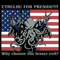 Obama or Chtulu?