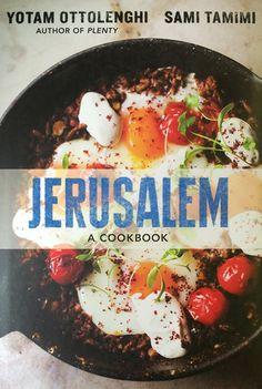 A Recipe from Jerusalem, A Cookbook - Downtown Magazine NYC