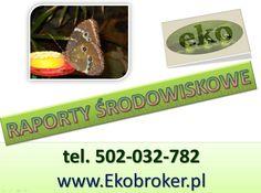 Raportu środowiskowego może wymagać  instalacja do wytwarzania produktów, nstalacji, elektrowni, warsztatu, budowy drogi, zbiornika wodnego. budowy domu, zakładu przemysłowego, magazynu, parkingu, garażu. Uzyskanie decyzji środowiskowej.  Inwestycji przebudowy, modernizacji, remontu. tel 502-032-782, www.ekobroker.pl