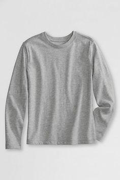 806693d7c9750 Girls Long Sleeve Fem Fit Essential Tee
